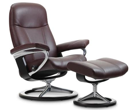 stressless diplomat recliner ekornes stressless diplomat consul small leather classic
