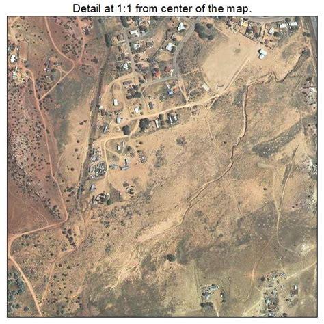 window rock arizona map aerial photography map of window rock az arizona