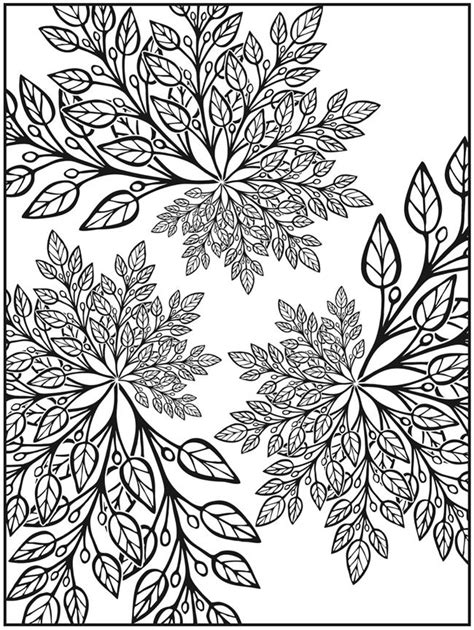 fractal coloring book fractals coloring pages print coloring