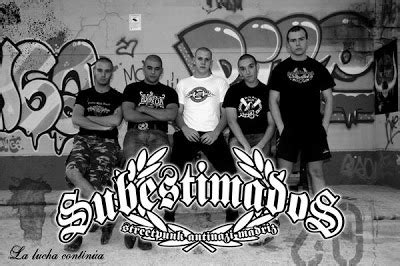 Kaos Salvador B C rash patagonia skinhead coyhaique 2008 2017 subestimados