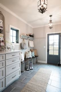 mud room laundry room walk  pantry farmhouse entry