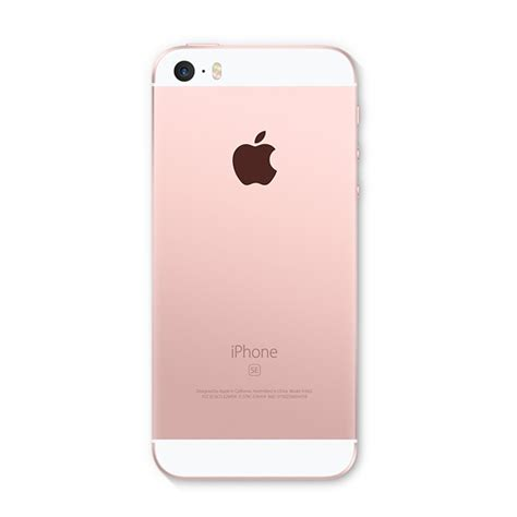 Iphone Se New 16gb Rosegold Gold buy apple iphone se 16gb 4g lte with facetime gold itshop ae free shipping uae dubai