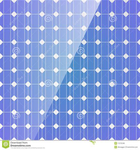 pattern energy solar solar panel pattern bis stock vector illustration of