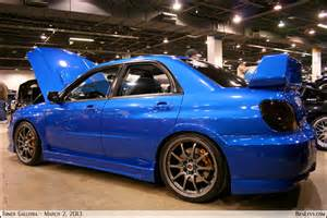 Subaru Wrx 2005 2005 Subaru Wrx Sti Benlevy