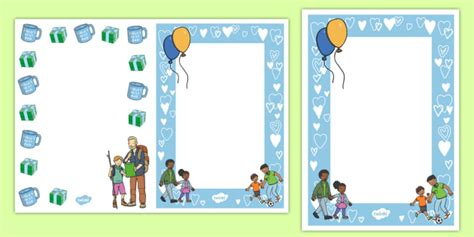 s day card insert template editable fathers day card inserts editable s day card