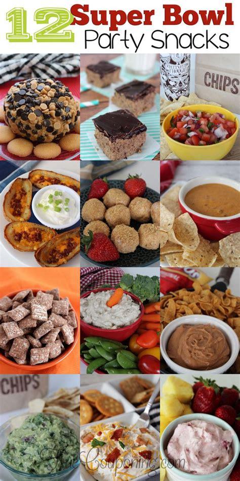 12 make ahead super bowl snacks