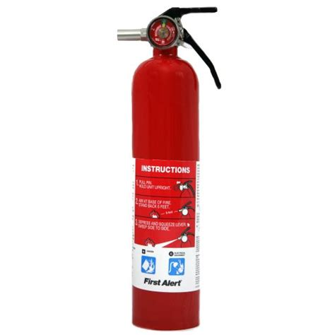 ace hardware fire extinguisher first alert garage10 rechargeable garage fire extinguisher
