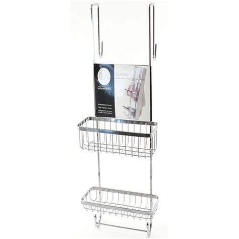 Shower Caddy Hook Shower Screen by New Lines Stainless Steel Screen Shower Caddy