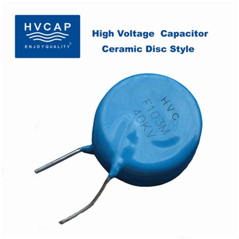 capacitor high voltage high voltage ceramic disc capacitors 1 kvdc to 50 kvdc hv c high voltage capacitors high voltage