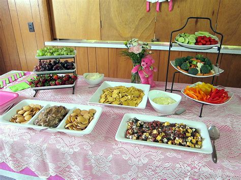 Easy Finger Foods For A Baby Shower by Easy Ideas To Make Finger Foods For Baby Shower Free