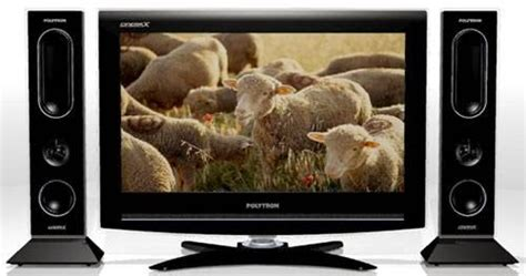 Lcd Led Tv Polytron harga tv polytron led lcd 24 inchi 32 inchi 20 inchi