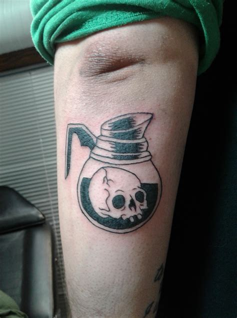 death before decaf tattoo quot before decaf quot courtesy of neil of