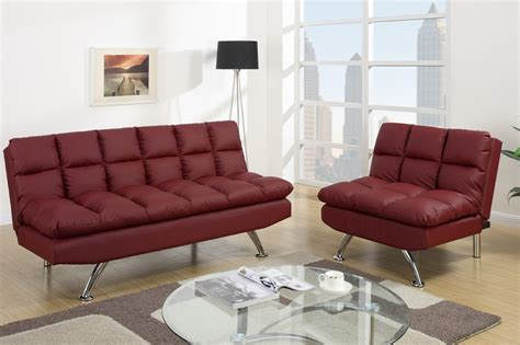 red leather sofa bed red leather twin size sofa bed steal a sofa furniture
