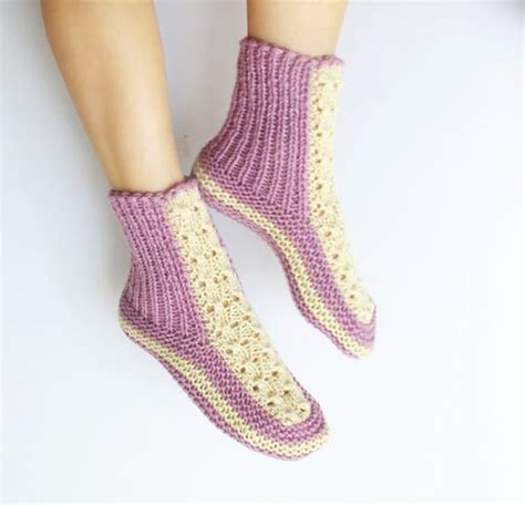 Handmade Socks For Sale - to ship slippers and warm on