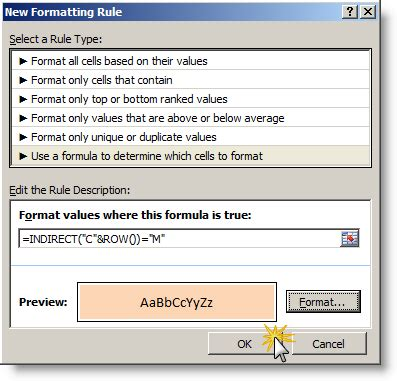 conditional format excel 2007 entire row excel 2007 conditional row formatting ayesamson