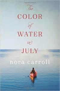 the color of water in july bookreview the color of water in july by nora carroll