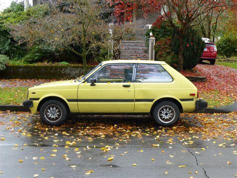 1982 Toyota Tercel Curbside Classic 1979 1982 Toyota Tercel Toyota Nails