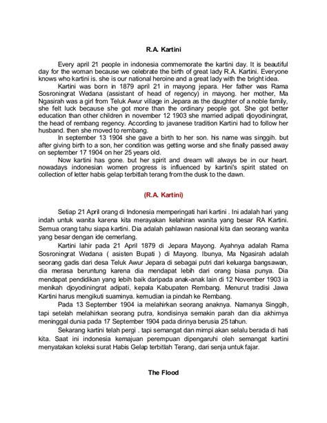 biografi kartini dalam bahasa inggris beserta terjemahannya pantai kartini malam hari