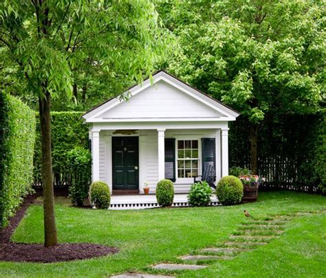 small backyard guest house 101 best images about potting sheds garden houses on