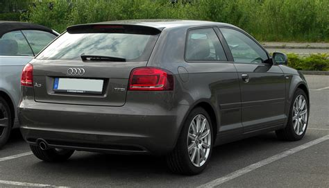 Audi A3 P8 by File Audi A3 1 2 Tfsi Ambition S Line 8p 3 Facelift