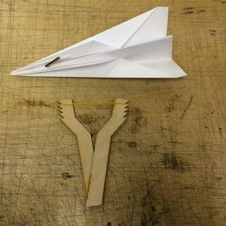 How To Make A Paper Slingshot - 1000 images about paper airplane on jets the