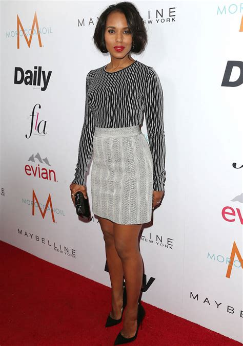 Style Kerry Washington by Kerry Washington Mix Matched For The Daily Front Row S