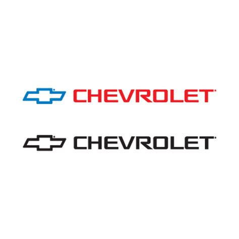 chevrolet logo png chevrolet double logo vector in eps ai cdr free