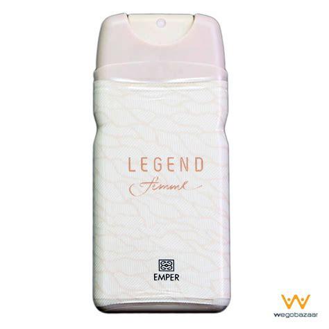 Parfum Ori Emper Legend Femme Edp 80ml Anugrahgrosiran لیست قیمت emper chifon for 20ml ترب