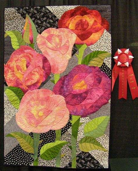 Flower Patchwork Quilt - 25 best ideas about flower quilts on