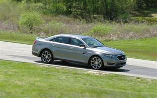 2013 ford taurus sho performance package test