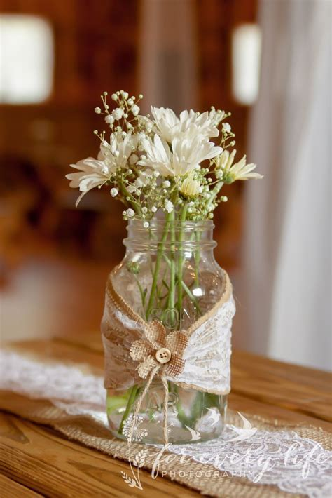 Best 25  Jar centerpieces ideas on Pinterest   Wedding