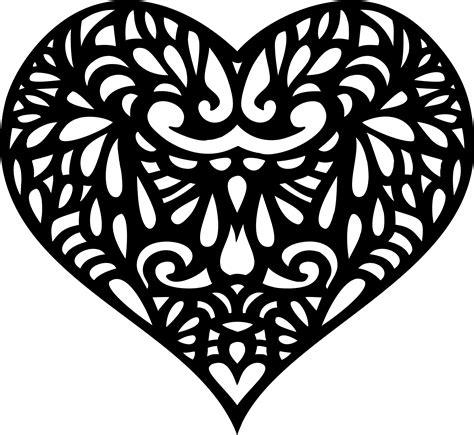 decorative hearts for the home decorative heart clip art symbols