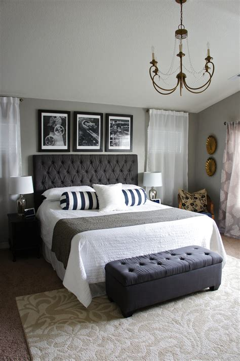 master bedroom gray pretty dubs master bedroom transformation