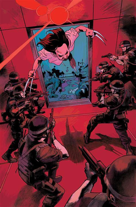 edge of venomverse x 23 takes on the venom symbiote in the edge of venomverse