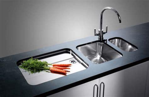 Undermount Kitchen Sinks With Drainer Picture Of Blancoypsilon 550 T Undermount Drainer I Think I M In Home Kitchen Ideas