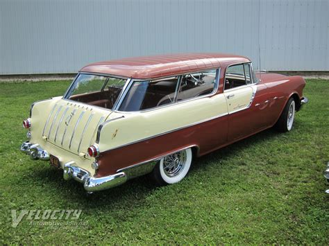 1955 Pontiac Safari by 1955 Pontiac Safari 1955 Pontiac Chief Custom