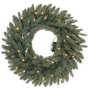wreath battery operated led lights home accents 24 in battery operated meadow