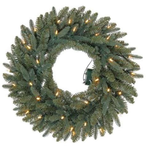 home accents holiday 24 in battery operated meadow