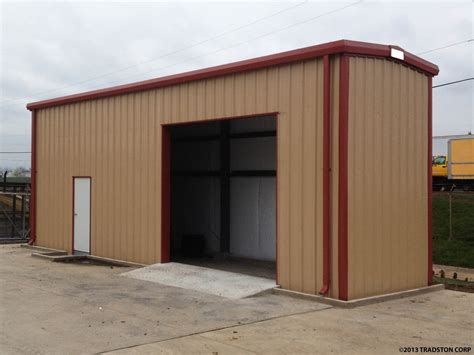 residential small steel buildings small metal building kits
