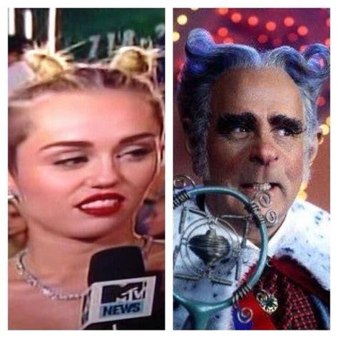 Miley Cyrus Turkey Meme - things miley cyrus looked like at the 2013 vmas barnorama