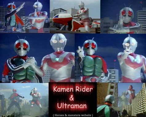 film ultraman vs kamen rider ultraman vs kamen rider pictures