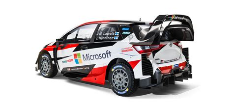 Wrc Auto by Car Details Wrc Wrc Toyota Gazoo Racing