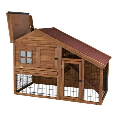 Bunny Hutch Large Outdoor Rabbit Hutches