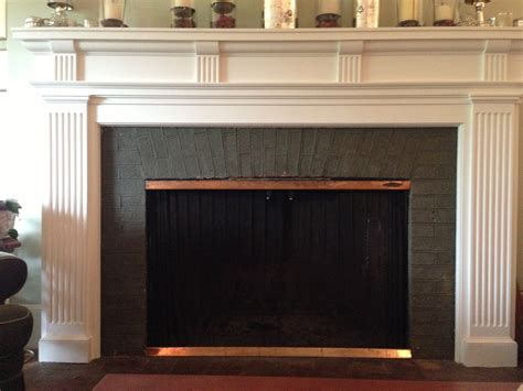 covering brick fireplace with ceramic tile how can i add tile to my fireplace home improvement