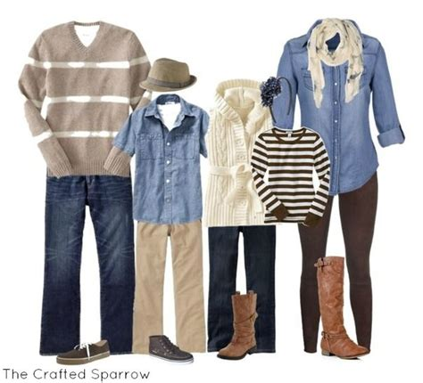 clothing themes for family pictures family photo outfits family portrait clothing ideas