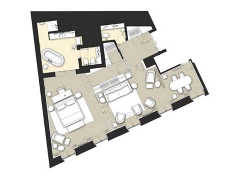 luxury hotel suite floor plans luxury hotel premium suites milan italy bulgari hotel milano