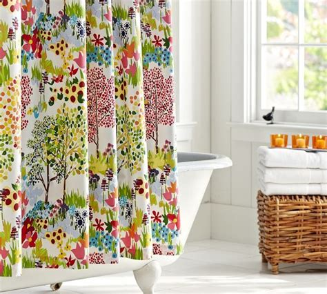 woodland shower curtain woodland shower curtain contemporary shower curtains