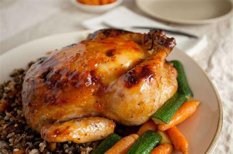 come cucinare il pollo intero al forno ricetta pollo ripieno di riso ricette di buttalapasta