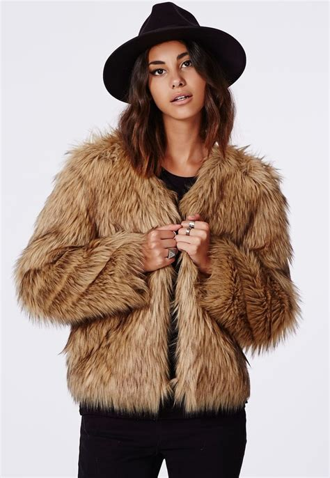 light brown faux fur jacket light brown fur jacket search on the hunt
