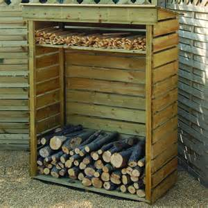 How To Make Raised Garden Beds From Pallets - rowlinson small log store next day delivery rowlinson small log store